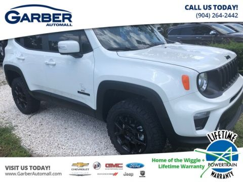 NEW 2019 JEEP RENEGADE LATITUDE BAJA EDITION 4WD