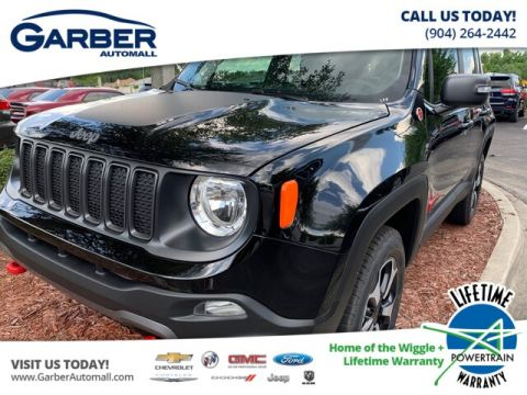NEW 2019 JEEP RENEGADE TRAILHAWK 4X4, DUAL POWER ROOF,NAVI 4WD